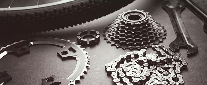 Cykelkomponenter: växlarnas betydelse