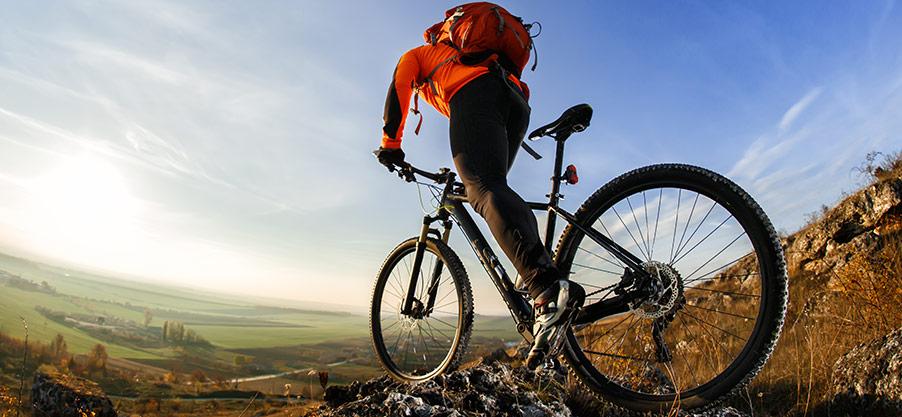 Mountainbike – perfekt för terrängcykling